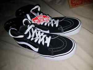 Vans Sk8-Hi Black high-top Skate Shoes