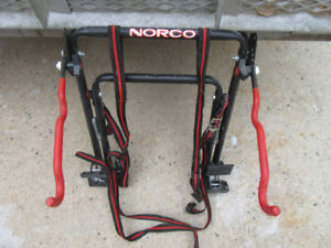 BIKE CARRIER FOR 2 BIKES - NORCO