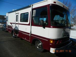 Motorhome, Diesel, RV, Camper, 31', Certified