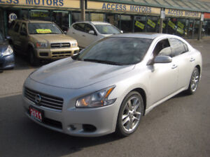 2011 Nissan Maxima, Extra Clean, Only $6995, Free Of Accdent