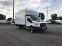 Ford Transit 2.2 Tdci 125Ps DUAL WHEEL LUTON BOX VAN DIESEL MANUAL WHITE (2016)