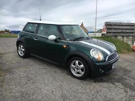 2007 Mini One 1.4, facelift model, 6 speed.