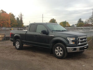 New Price! 2015 f150 chrome xlt bumpers and grille