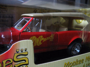 THE MONKEES CAR 1:18  Die Cast Gatineau Ottawa / Gatineau Area image 2