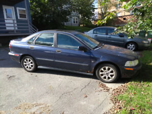 Volvo S40 Sedan, 2001 for sale