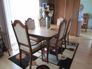 SOLD - Antique Dining Table (not a reproduction)