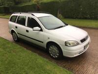 Vauxhall/Opel Astra 1.7DTi 16v LS FULL SERVICE HISTORY + LONG MOT