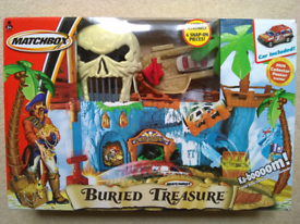 'Buried Treasure' Game - by Matchbox