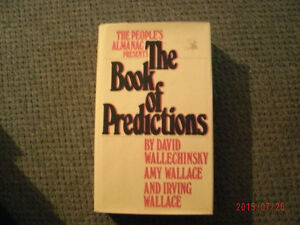 NOSTRADAMAS and Predictions Books Regina Regina Area image 4