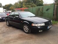 2001 CADILLAC SEVILLE 4.8 LPG/GAS CONVERTED PX TO CLEAR BARGAIN