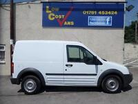 Ford Transit Connect T220 AIR CON FACTORY BLUETOOTH