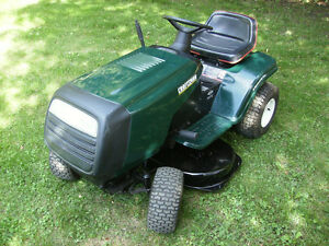 Craftsman lawn tractor, must see
