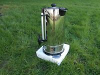 Catering hot water boiler tea urn Brigton