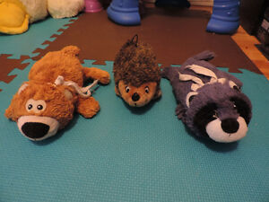 Squeeky Plush Toys