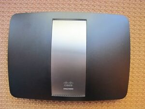 Wireless Router: LinkSys EA6500
