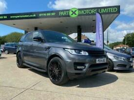 image for 2014 Land Rover Range Rover Sport 3.0 SD V6 HSE Dynamic Auto 4WD (s/s) 5dr SUV D