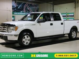 2012 Ford F150 XLT 4WD AUTO A/C MAGS