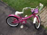 Cream Soda Girls Bike