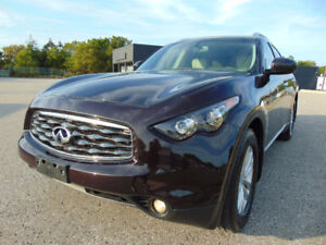 2009 INFINITI FX-35 AWD SPORT, ONE OWNER, LIKE NEW!, LOW KMS!!!!