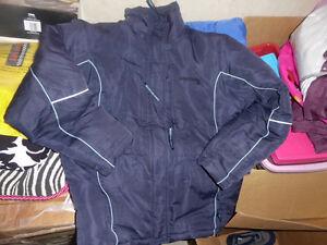 Winter coat, youth size 14-16 Kitchener / Waterloo Kitchener Area image 1