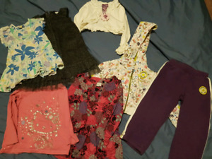 Size 2-3yrs Girls clothes