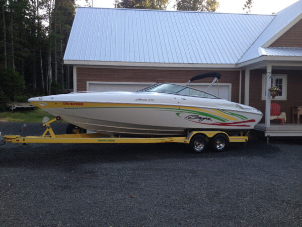 Used 2006 Baja Boats 275 Boss