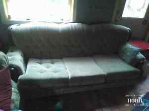 Nice comfy couch