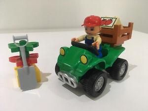Lego Duplo Facteur (5638) et Fermier (5645) Saguenay Saguenay-Lac-Saint-Jean image 2