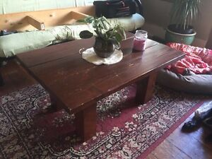 Coffee table for sale.