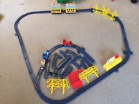 Tomy Thomas and friends track