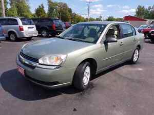 2005 chevy Malibu rust free !! Certified etested  v6