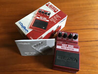 "Guitar pedal for sale - DigiTech X-Series ""Hot Rod"" Rock Distortion"
