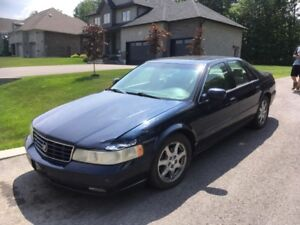 2002 Cadillac STS V8 SOLD PPU