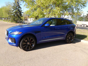 2017 Jaguar F-Pace S FE (First Edition) *Showroom Condition*
