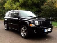 Jeep Patriot limited 1 lady owner FSH +leather
