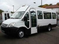 IVECO DAILY 45C15 16 SEAT WHEELCHAIR ACCESSIBLE MINIBUS COIF DIGITAL TACHO PSV