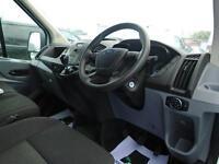 Ford Transit 2.2 Tdci 100Ps H2 Van DIESEL MANUAL WHITE (2016)