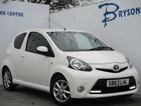 2013 13 Toyota AYGO 1.0 ( 67bhp ) Mode for sale in AYRSHIRE
