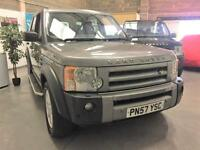 2007 57 LandRover Discovery SE Automatic Full Leather