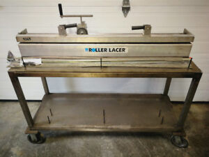 roller Lacer belt reparation courroie