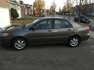 Toyota Corolla - Great Condition - Always Lady Driven