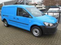 Volkswagen Caddy Maxi 1.6TDI ( 102PS ) Ex Bristish Gas AIRCON E/PAC PARKING AID