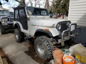 1980 CJ 5 Jeep for sale