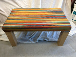 upholstered Coffee Table, New