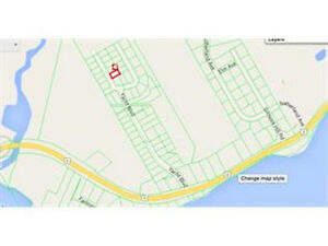 BUILDING LOTS JUST EAST OF CORNWALL IN PLACE ST-LAURENT SUBD.