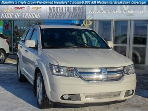 2010 Dodge Journey R/T   Leather   CD  - Leather Seats - $131.19