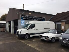 MOT STATION AND REPAIRS GARAGE FOR SALE WITH LEASE
