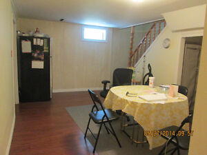 Spacious basement suite for rent in south of Regina