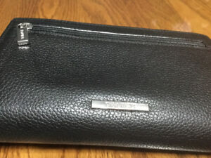 Daniel leather wallet - never used