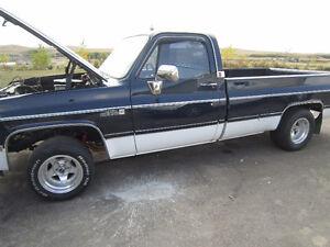 1987 GMC stroked 482
